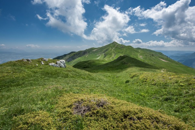 Randonnées accompagnées sur les crêtes du Jura